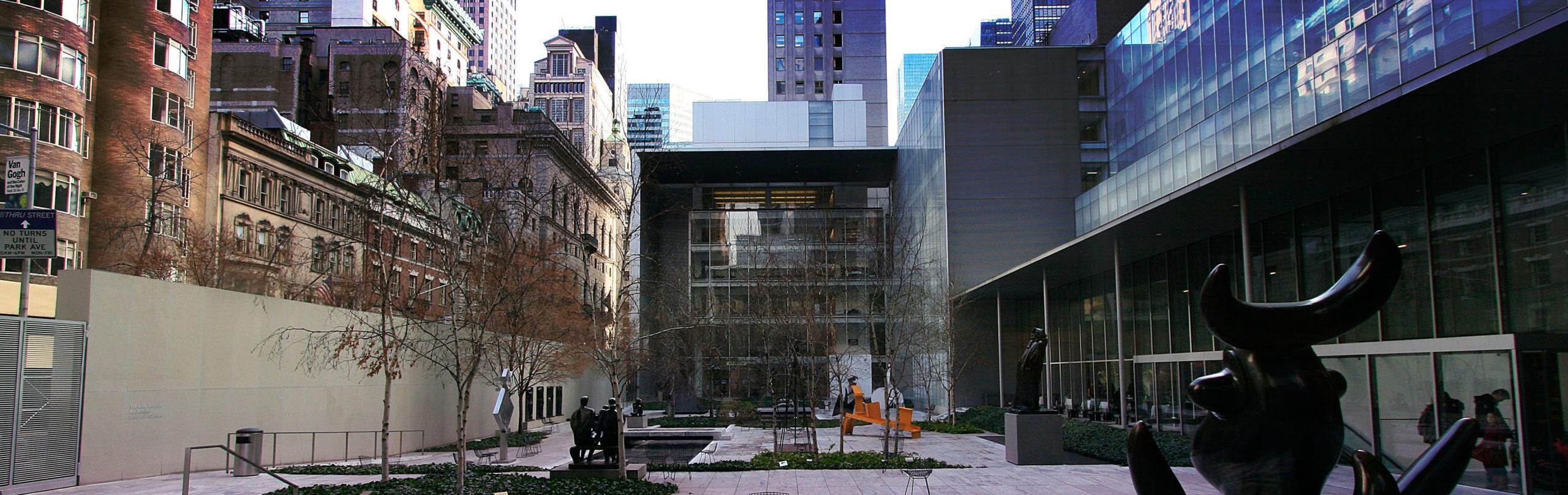 トップページスライドショー NEWYORK MOMA